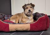 Scruffs Hondenbed Highland Rood_