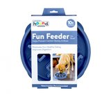Fun Feeder Slo-Bowl Blauw_