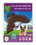 MenForSan Natuurlijke vlooienband Hond