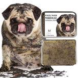 Vieze Modderige Hondenzeep