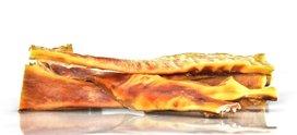 Runderkophuid gedroogd XL 30cm 500 gram