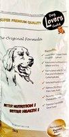 DOG LOVERS GOLD 'THE ORIGINAL FORMULA' 13 kg