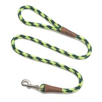 MENDOTA SNAP LEASH - SMALL DIAMOND JADE