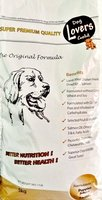DOG LOVERS GOLD 'THE ORIGINAL FORMULA' 13 kg