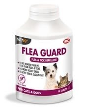 Flea Guard Tabletten 90 stuks