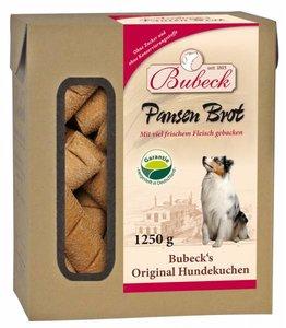 Bubeck Hondenkoekjes Pansenbrot 1250 gram