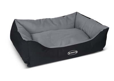 Scruffs Expedition Box Bed Grijs