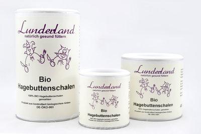 Lunderland Biologische Rozenbottelpoeder 800 gram