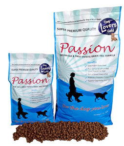 Dog Lovers Gold Passion Ocean fish & Sweet Potato 5 kg