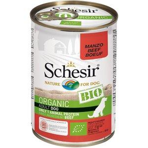 Schesir Bio Adult Blik Rund 400 gram