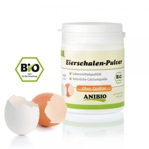 Anibio  eierschalenpoeder 160 gram
