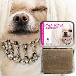 Rich Bitch Honden Zeep