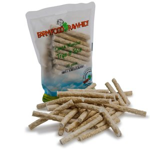 Farmfood Rawhide Pouch Munchies Sticks Runderpens